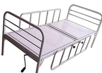 Escada para cama hospitalar